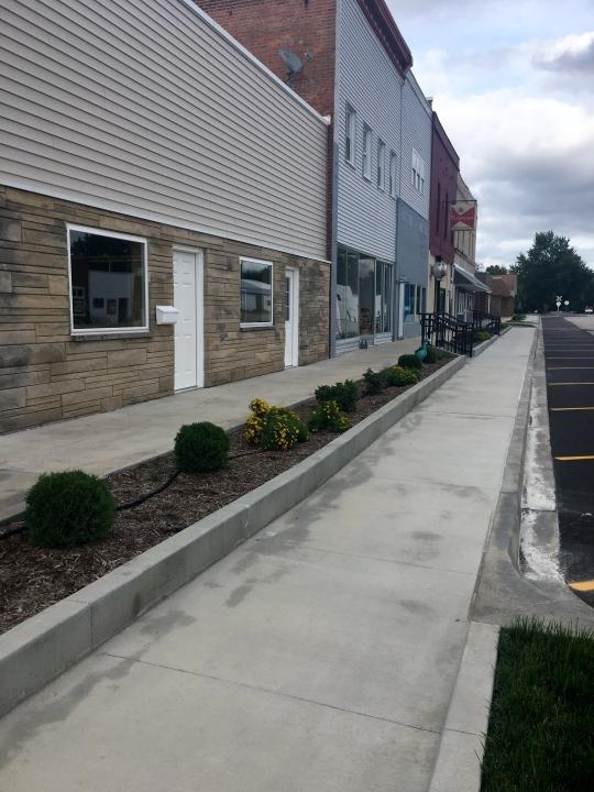 2018 Sidewalk