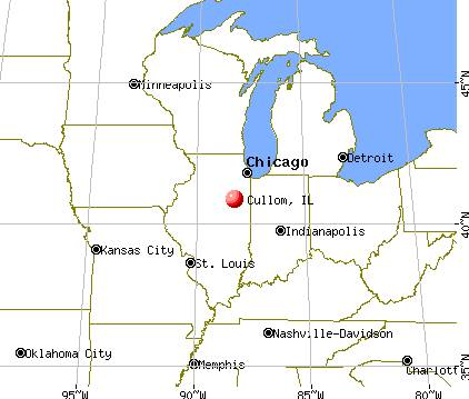 The Village of Cullom is located in Livingston County Illinois, twenty miles east of Pontiac, the county seat.  The Village was incorporated in 1882.