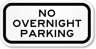 Overnight Parkin