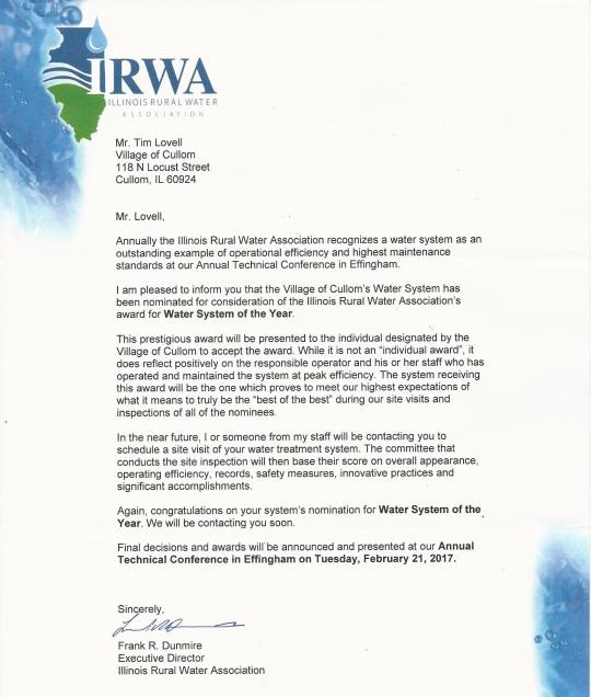 irwa-award