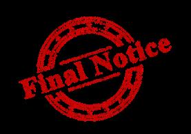 Final notice.1